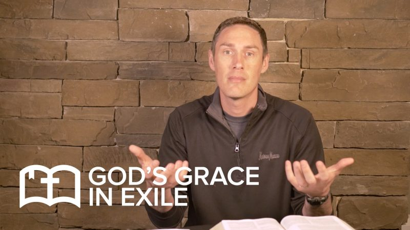 Table Talk: God's Grace In Exile