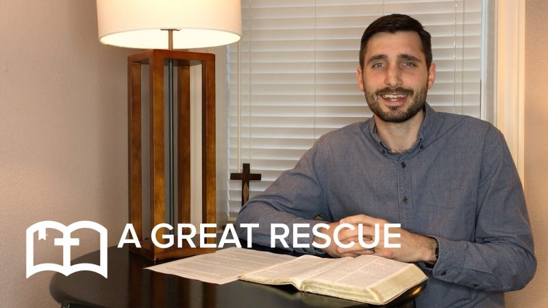 Table Talk: A Great Rescue