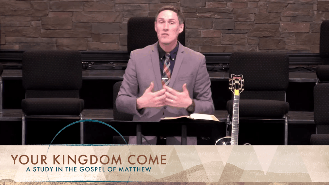 Your Kingdom Come: A Different Kind of Feast