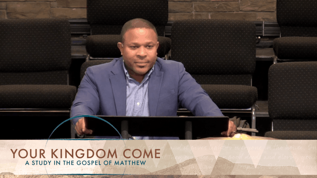 Your Kingdom Come: A Church that Restores