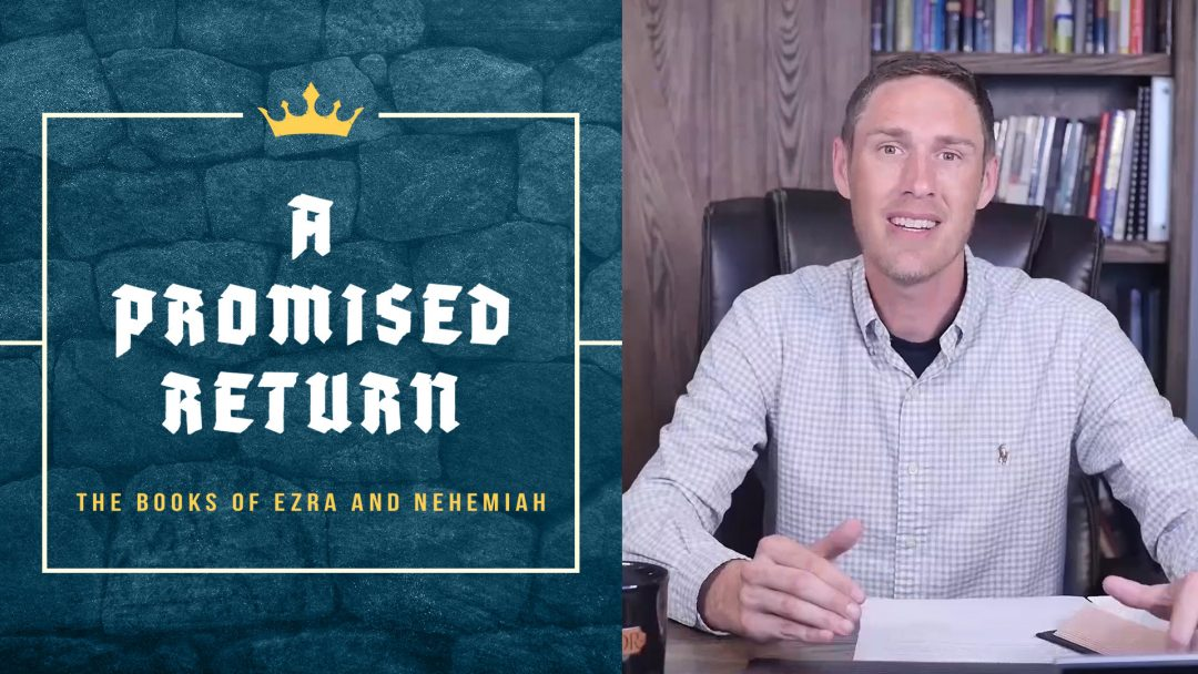 A Promised Return: Walking in the Favor of God