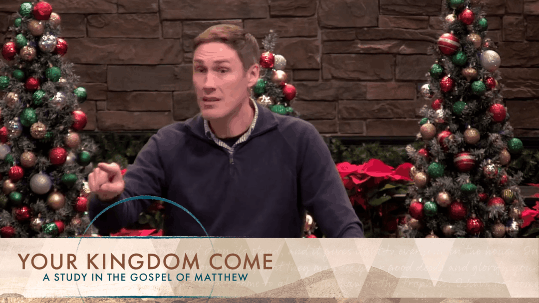 Your Kingdom Come: A Surprising Display of Jesus' Authority