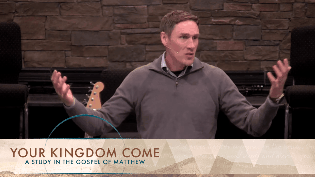 Your Kingdom Come: Marriage and the Kingdom of God