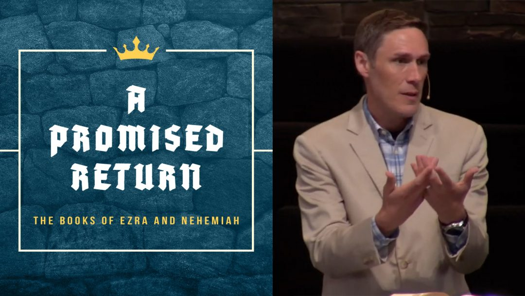 A Promised Return: A Godly Response to Brokenness