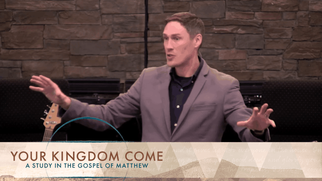 Your Kingdom Come: Godly Desire and the Kingdom of God