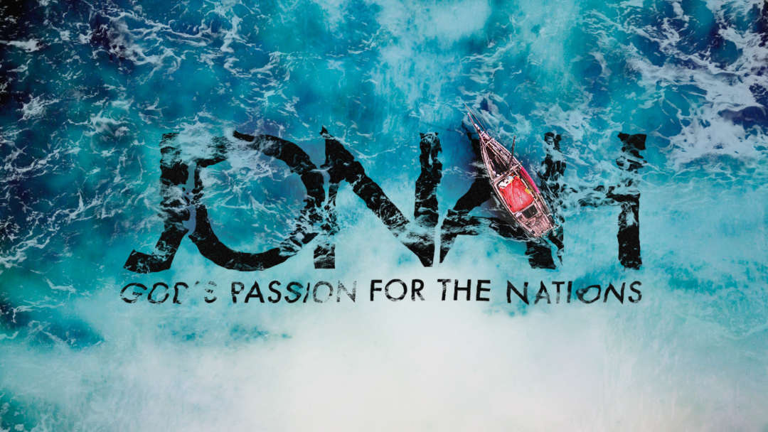 God's Passion For The Nations
